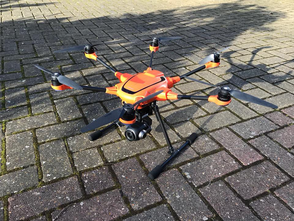 Our Brand New Drone